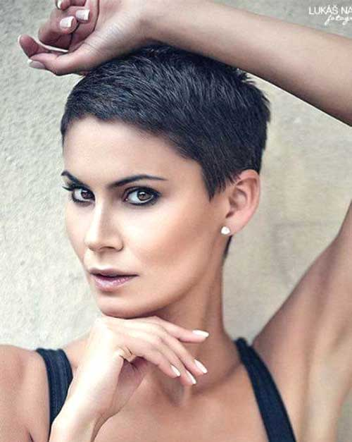 short cut hairstyles for ladies