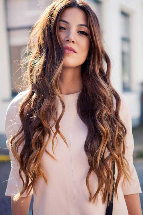 Wavy Hairstyles for Women-14