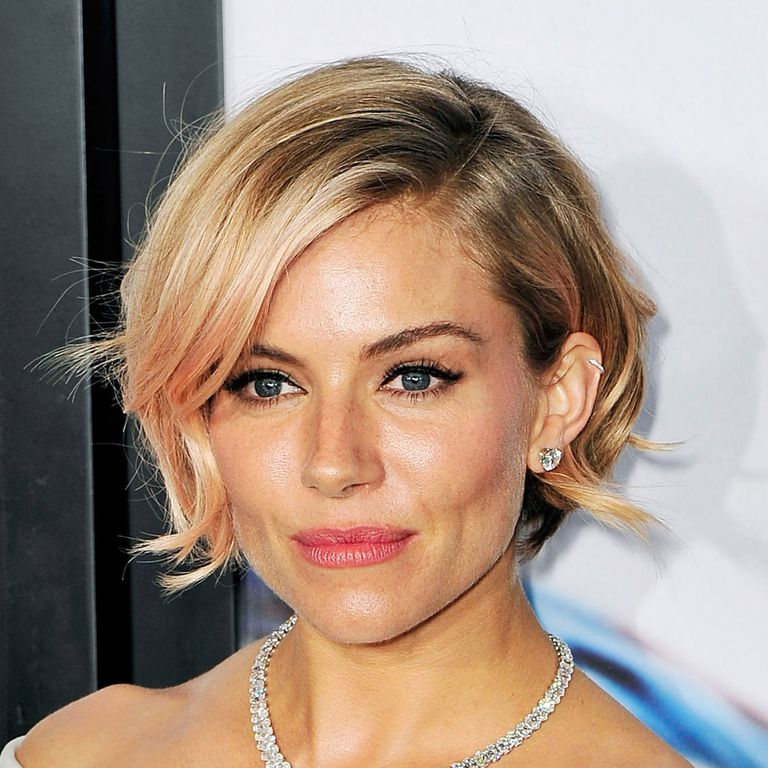 Nice short hairstyles and how to draw them