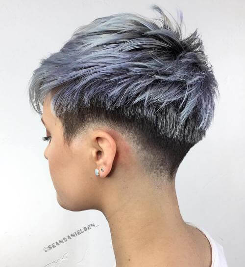The Overwhelming Short Pixie Cuts