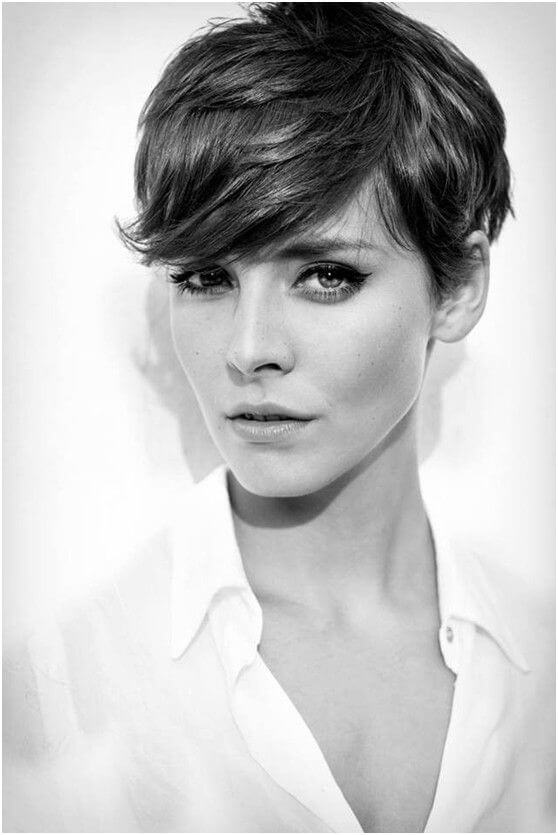 The separate trendy pixie for every face shape