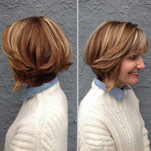 Short haircuts with pony-8