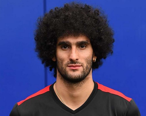 the Afro haircut for men