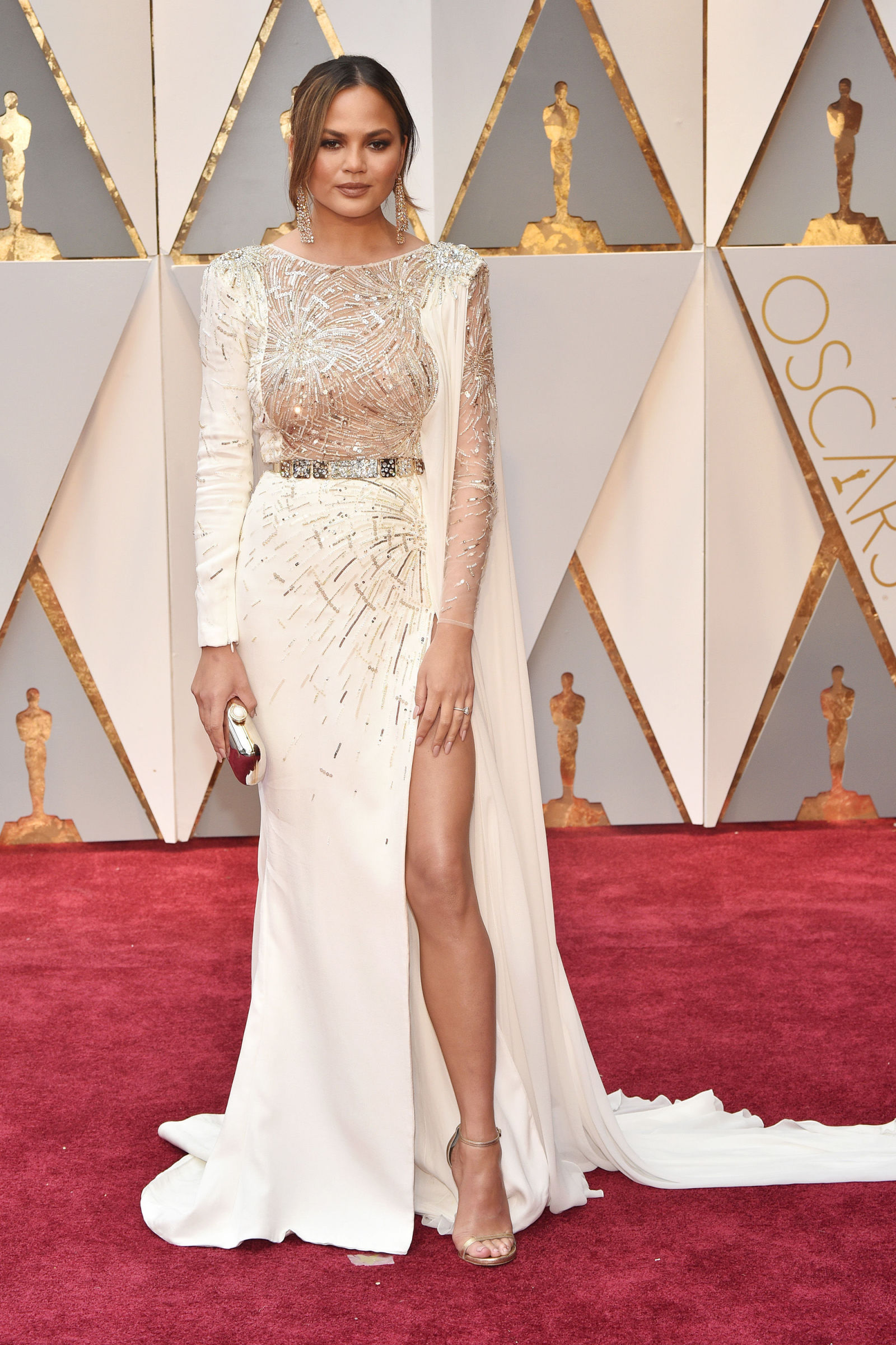 CHRISSY DOES hairstyles 2017 Oscars