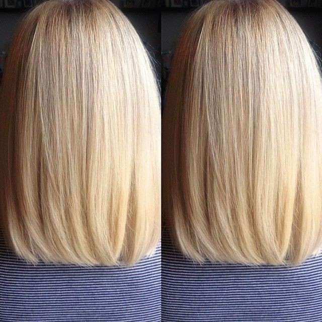 Simple simple straight praise hairstyle for women