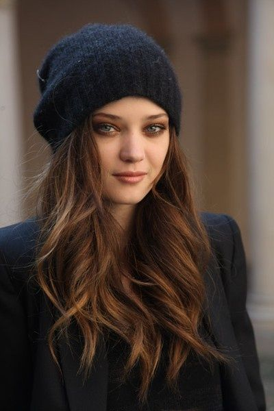 25 popular long hairstyles for the winter of 2019