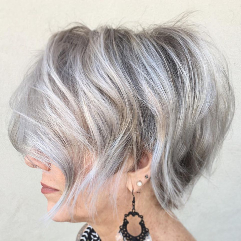 Bob haircuts for women over 50