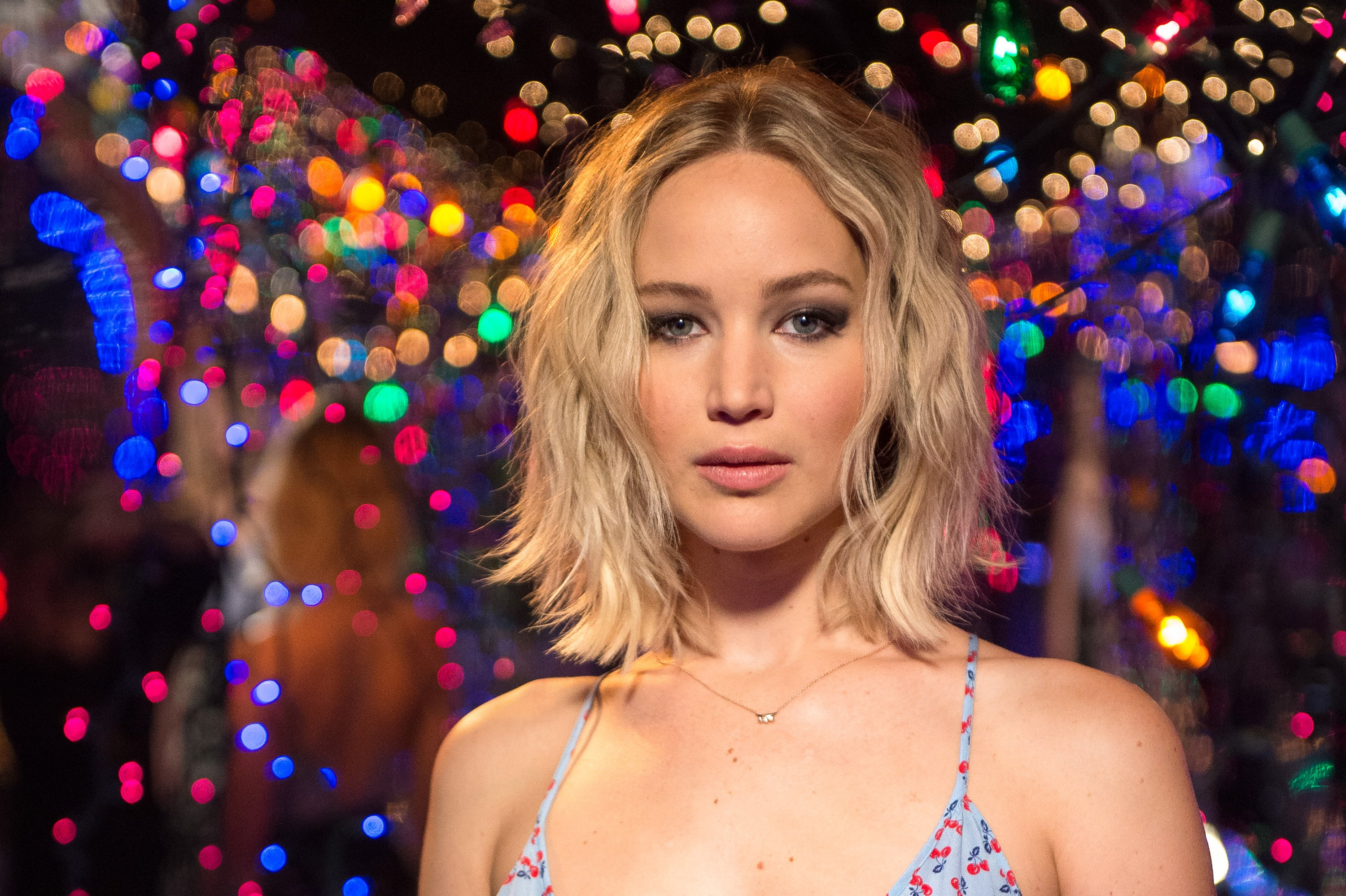Jennifer Lawrence Bob Hairstyles for 2018