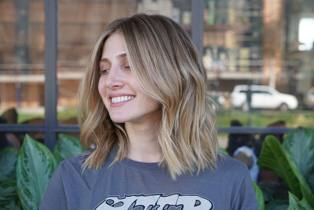 Bright spot blonde hair color trends 2017 summer