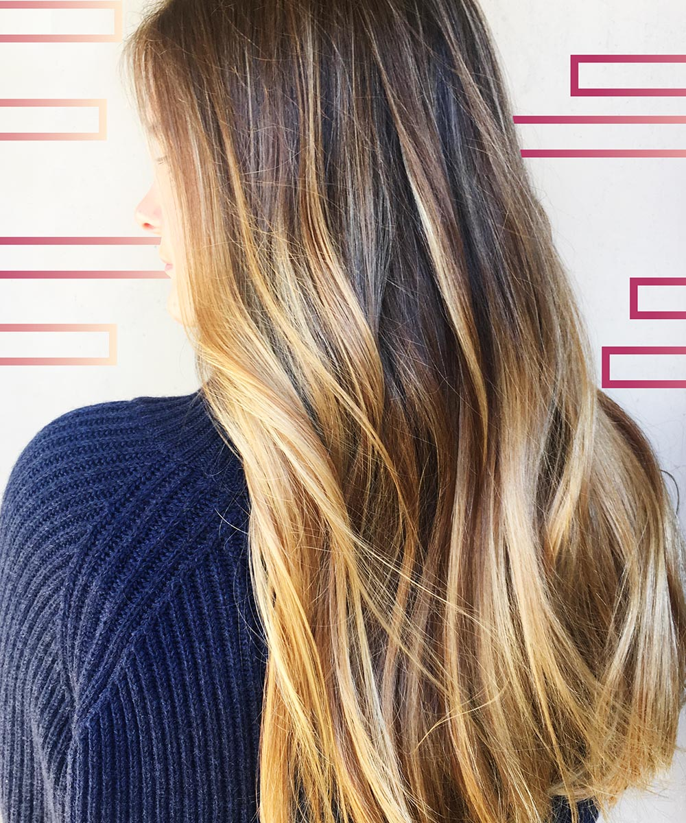 cute pimple hair color trends 2017 summer