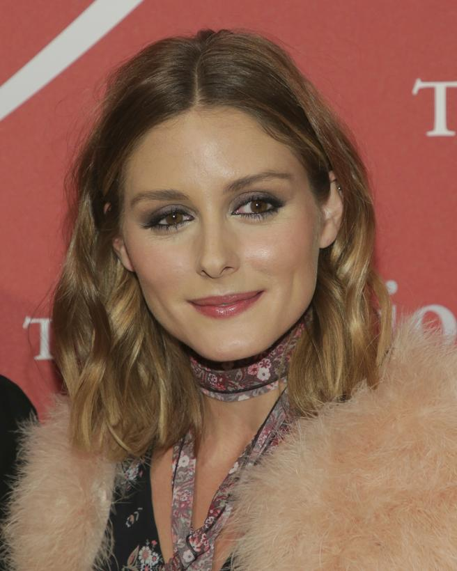 Olivia Palermo Midsection Hairstyles 2018
