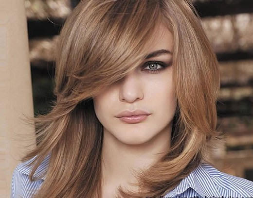 2017 autumn-winter 2018 side beats middle hairstyles