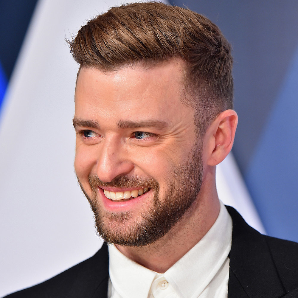 justin-timberlake-styled hairstyles for men