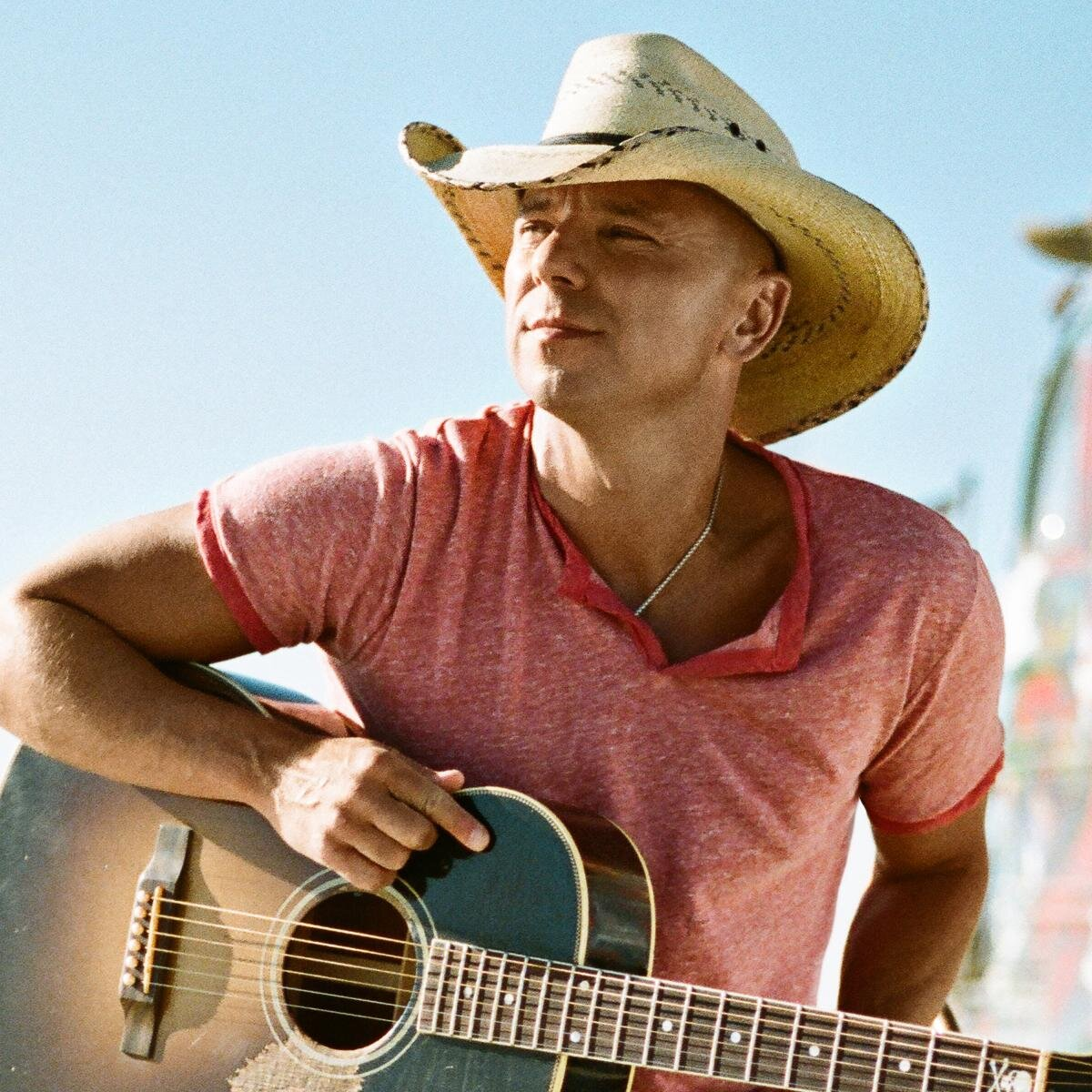 Kenny Chesney Fat Cuts for Men 2018