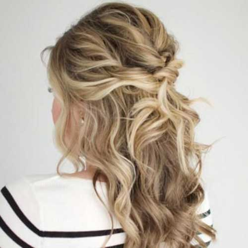 Hairstyles for Curly Hair-7