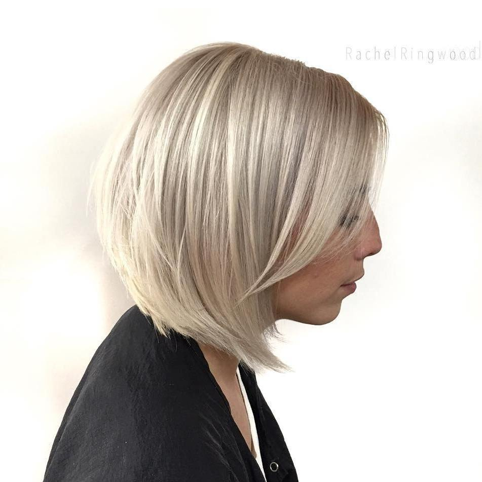 Graduated Bob Hairstyles 2018