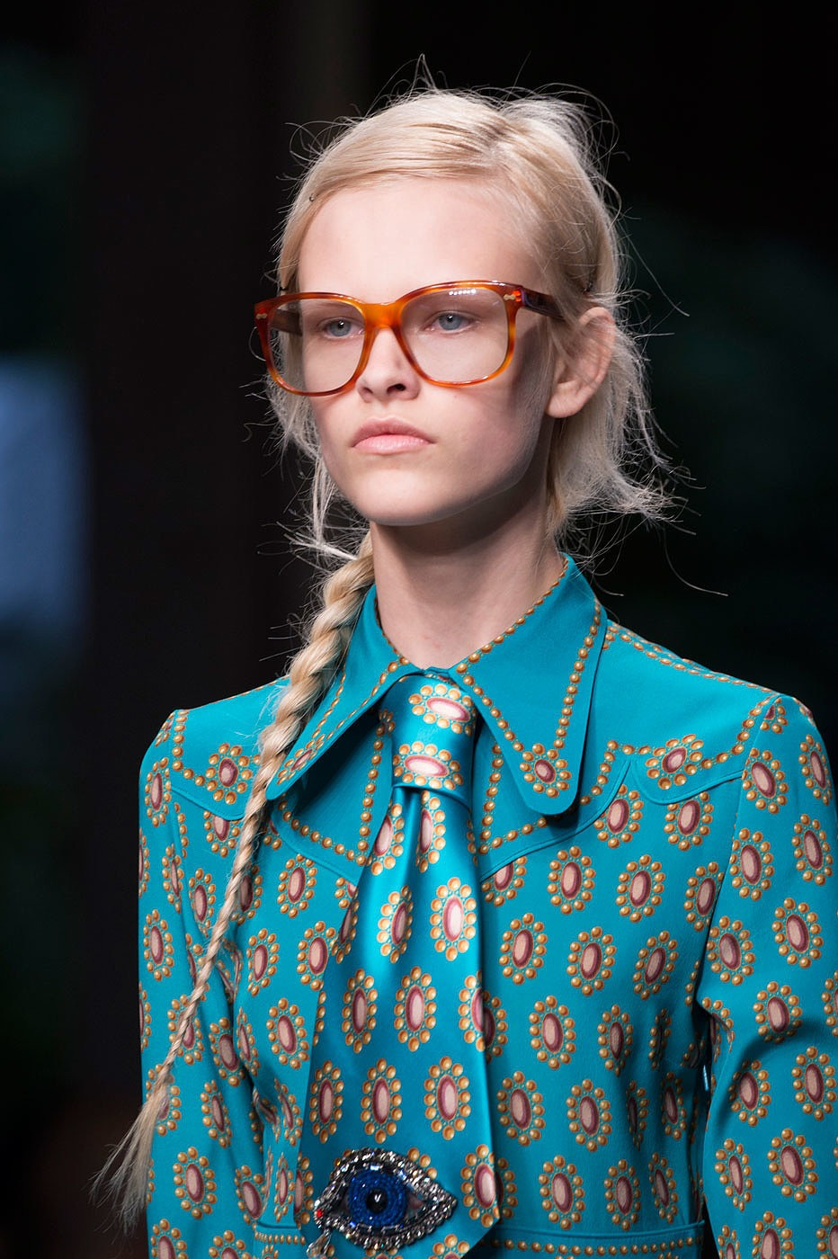 Gucci Hairstyles 2016