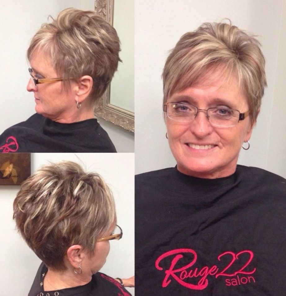 easy hairstyles for over 50