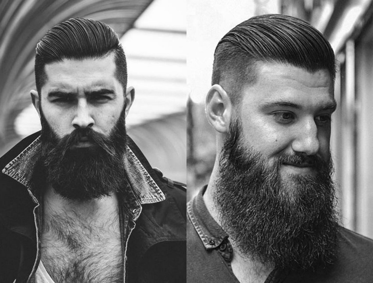 Undercut Beard hairstyle-for-men-2017