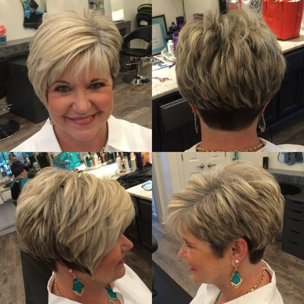 sweet short hairstyles