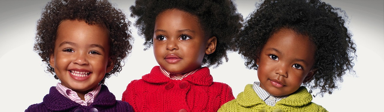 black children's hairstyles
