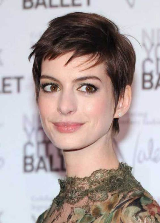 Nice pixie haircuts / celebrities and their looks