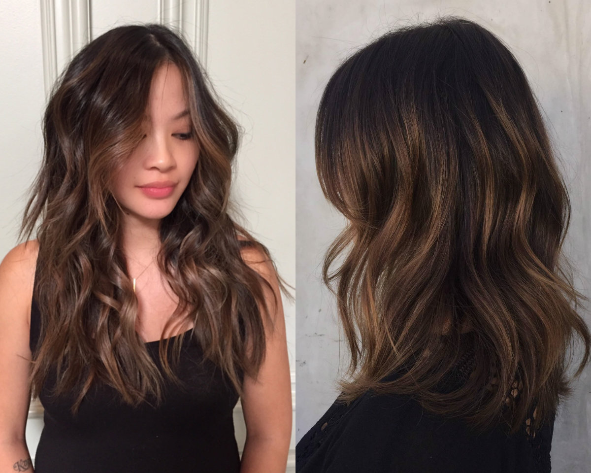 Shine wipe hair color trends 2017 summer