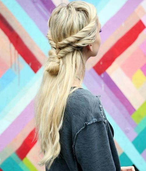 10+ simple hairstyles for the fabulous girl on the go