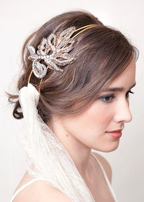 Simple page swept wedding hairstyles 2015