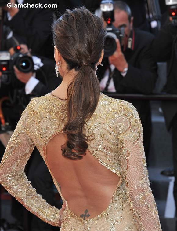 Trendy Ponytail Hairstyle