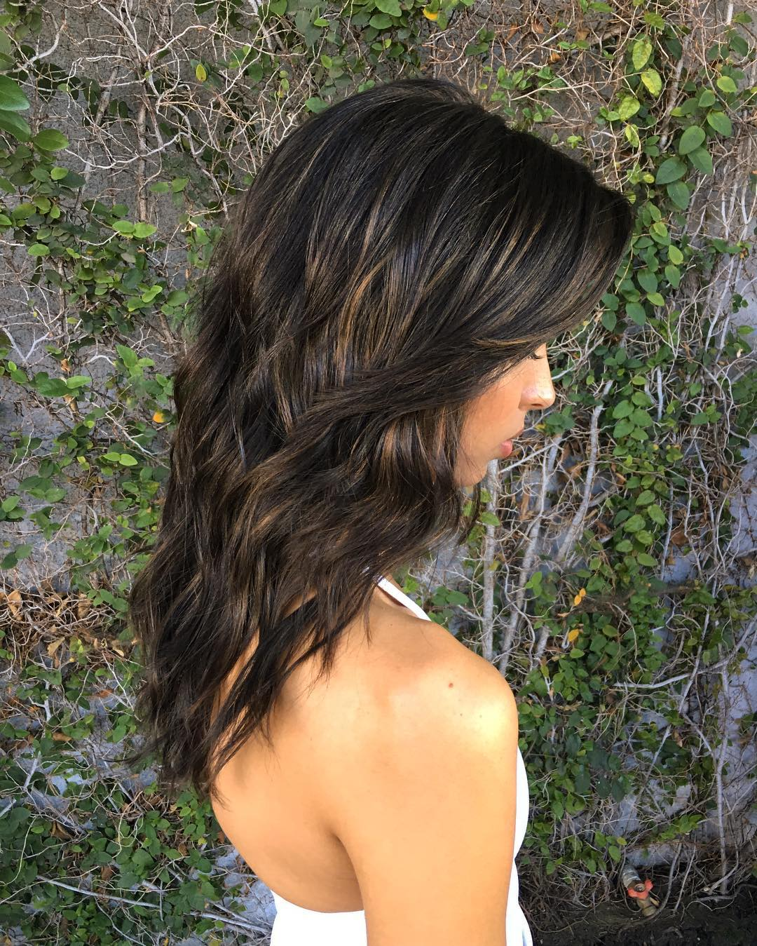 long hair shine wipe hair color trends 2017 summer