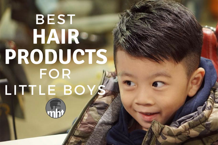 Best hair products for boys