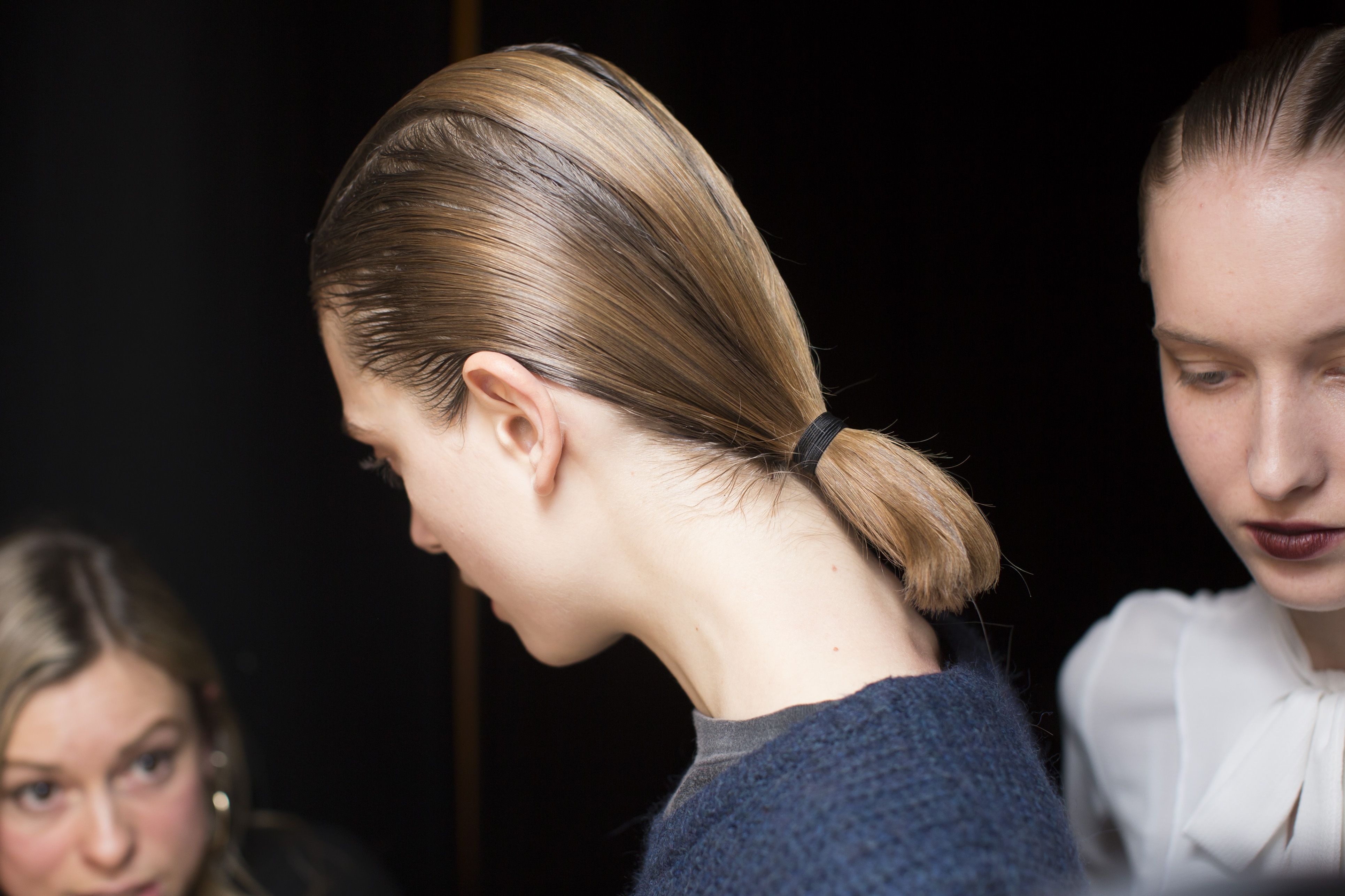 low ponytail hairstyles 2019 winter
