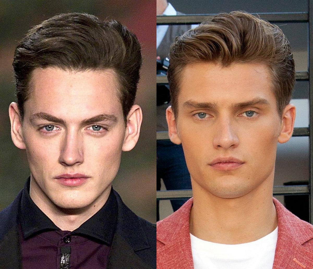 Runway-coiffed hairstyles-for-men