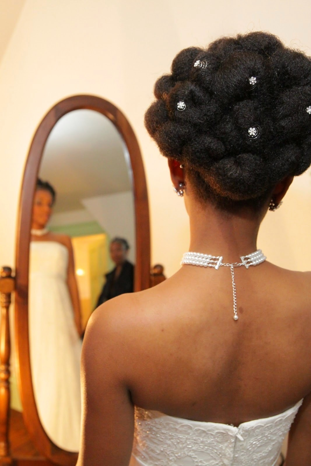 natural-African-updos-for-wedding-2017