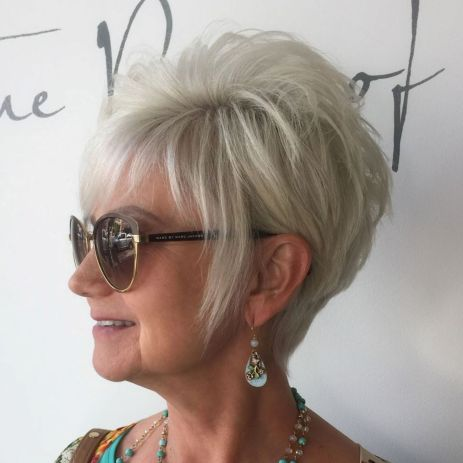 best haircuts for over 50