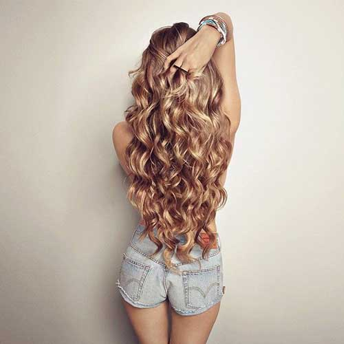 Curly Hair Hairstyles-6