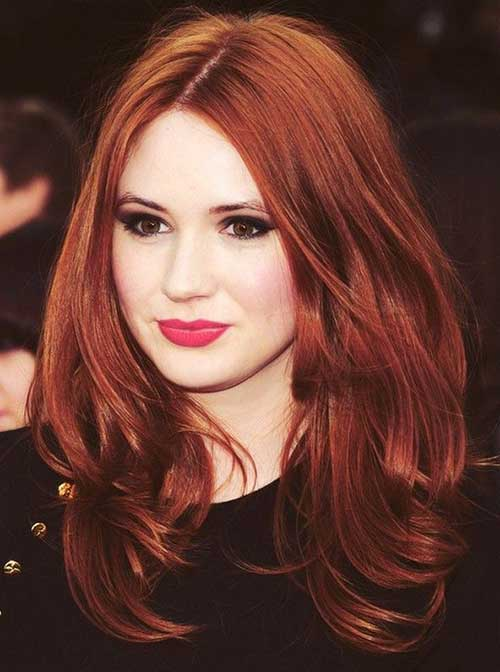 Red hair color-29