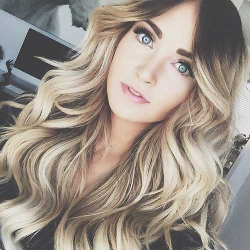 Beautiful blonde hair color trends 2017