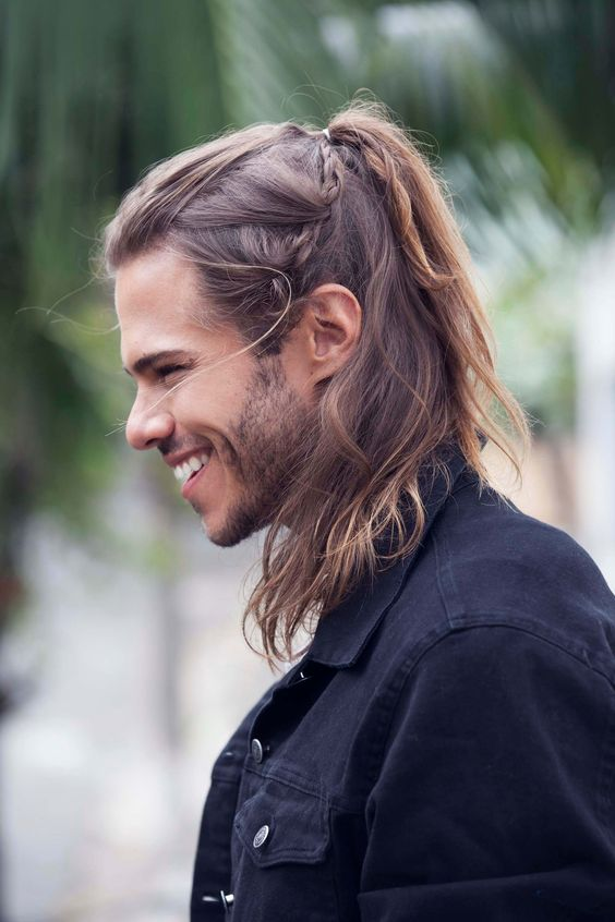 Men Hairstyles Fall 2018 (27)