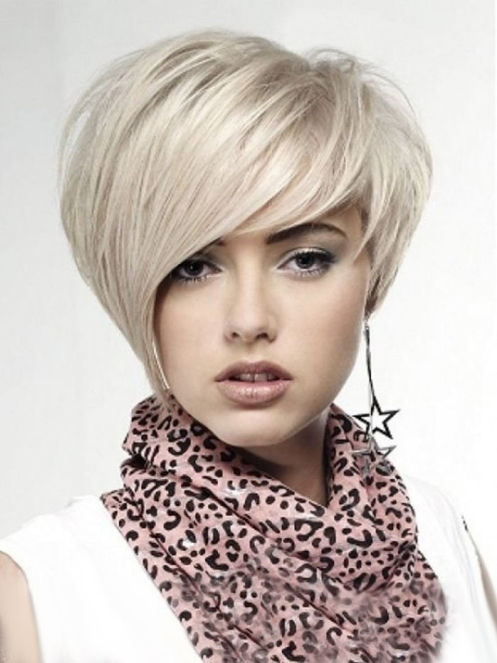 Short hairstyles for L adies