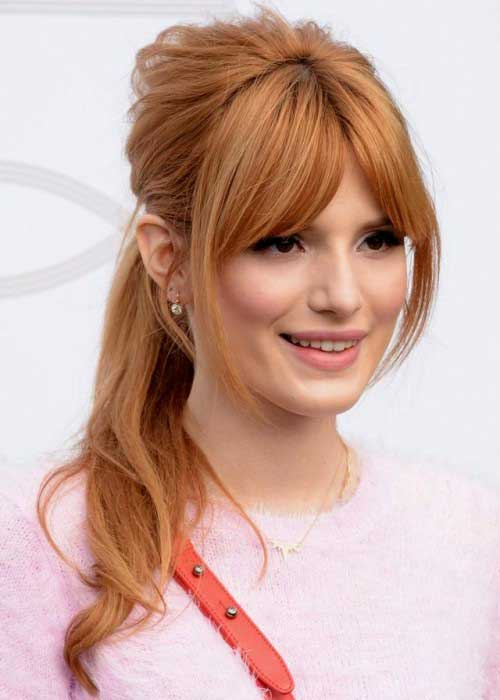 Strawberry Blonde Hair Color 7