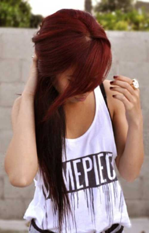 Red hair color-6