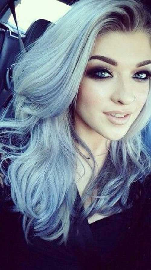 Hair color trends 2017-24