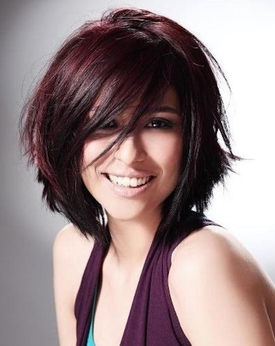 Bob hairstyles for ladies