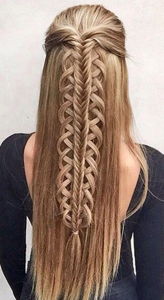 Prom Hairstyle 2018 (27)