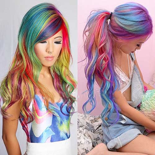Hair color trends 2017-6