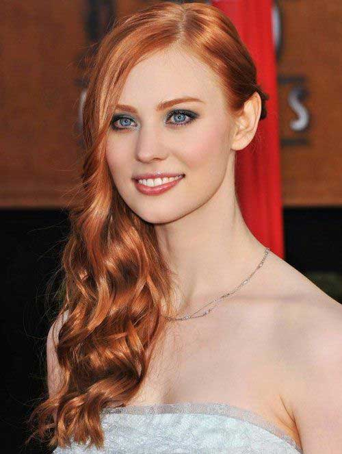 Strawberry Blonde Hair Color-15