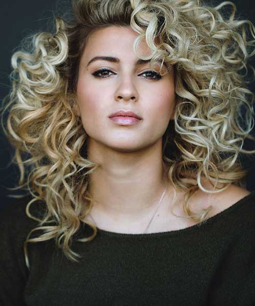 Hairstyles for curly hair-19