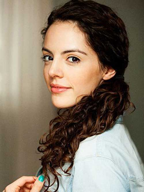 Curly Hair Hairstyles-23